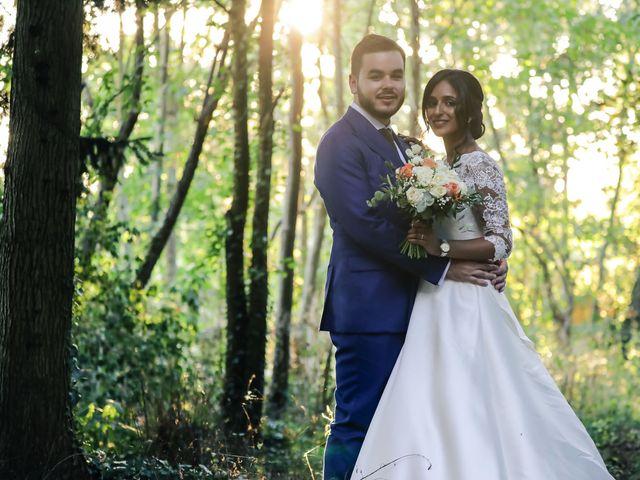 Le mariage de Robin et Mélinda à Sainte-Geneviève-des-Bois, Essonne 127