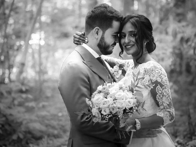Le mariage de Mélinda et Robin