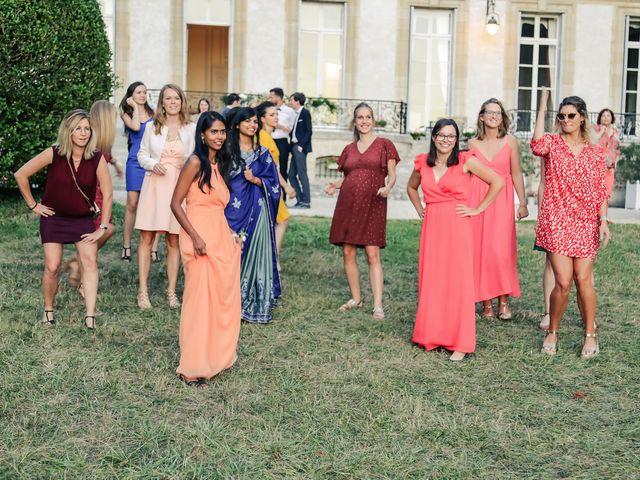 Le mariage de Robin et Mélinda à Sainte-Geneviève-des-Bois, Essonne 133
