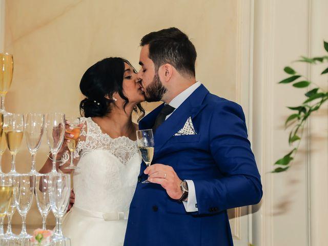 Le mariage de Robin et Mélinda à Sainte-Geneviève-des-Bois, Essonne 170