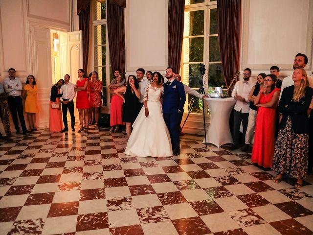 Le mariage de Robin et Mélinda à Sainte-Geneviève-des-Bois, Essonne 171