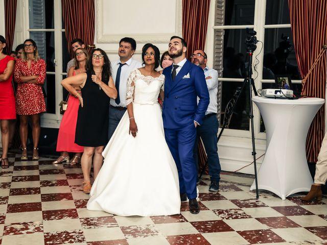 Le mariage de Robin et Mélinda à Sainte-Geneviève-des-Bois, Essonne 174