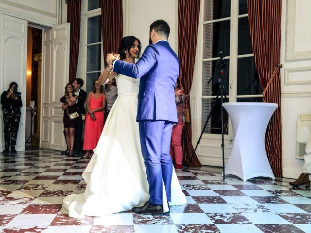 Le mariage de Robin et Mélinda à Sainte-Geneviève-des-Bois, Essonne 179
