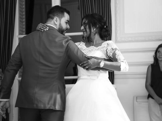 Le mariage de Robin et Mélinda à Sainte-Geneviève-des-Bois, Essonne 182