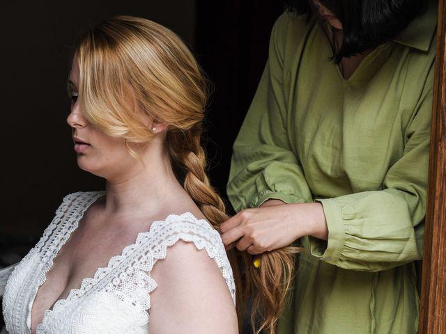 Le mariage de Chol et Mélusine à Nyons, Drôme 11