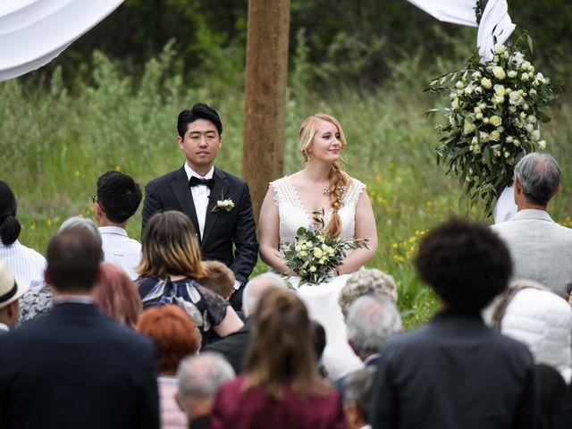 Le mariage de Chol et Mélusine à Nyons, Drôme 21