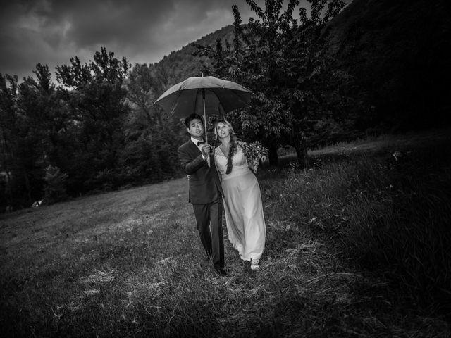 Le mariage de Chol et Mélusine à Nyons, Drôme 36