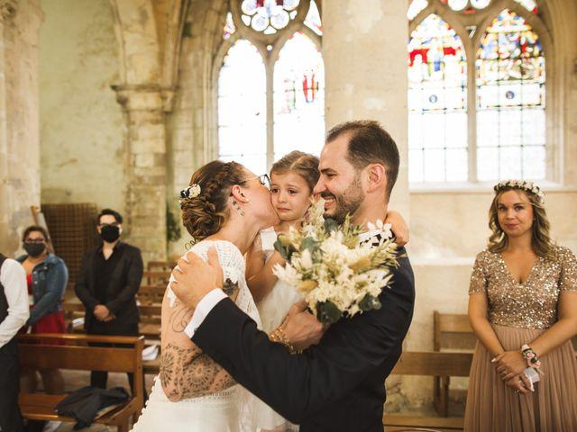 Le mariage de Raymond et Sandrine à Champeaux, Seine-et-Marne 41