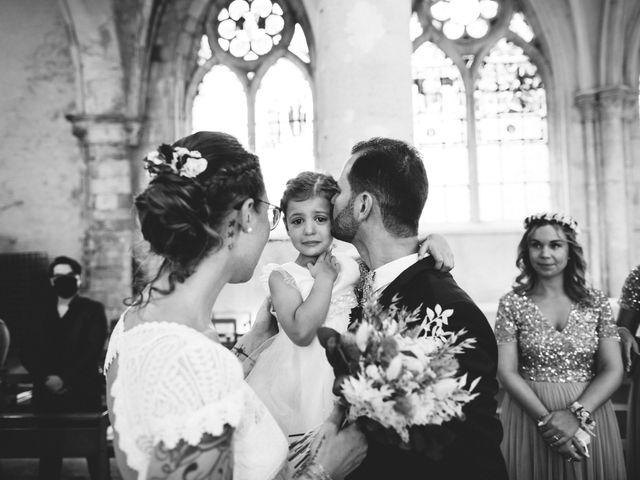 Le mariage de Raymond et Sandrine à Champeaux, Seine-et-Marne 42