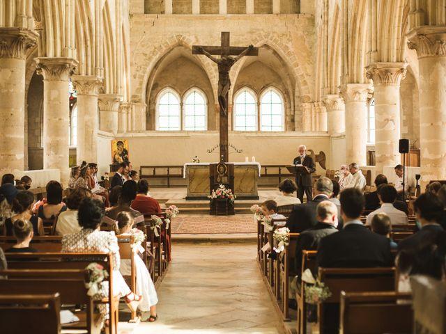 Le mariage de Raymond et Sandrine à Champeaux, Seine-et-Marne 44