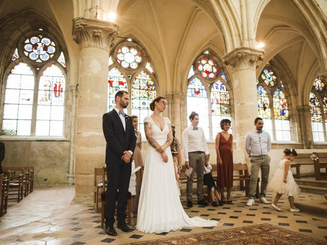 Le mariage de Raymond et Sandrine à Champeaux, Seine-et-Marne 45