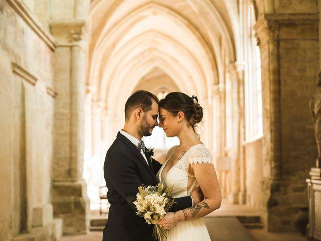 Le mariage de Sandrine et Raymond