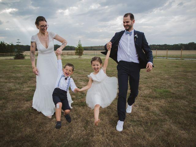 Le mariage de Raymond et Sandrine à Champeaux, Seine-et-Marne 1