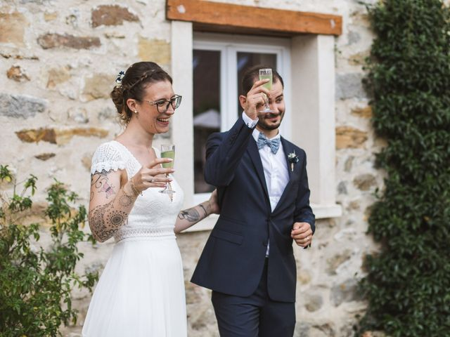 Le mariage de Raymond et Sandrine à Champeaux, Seine-et-Marne 56