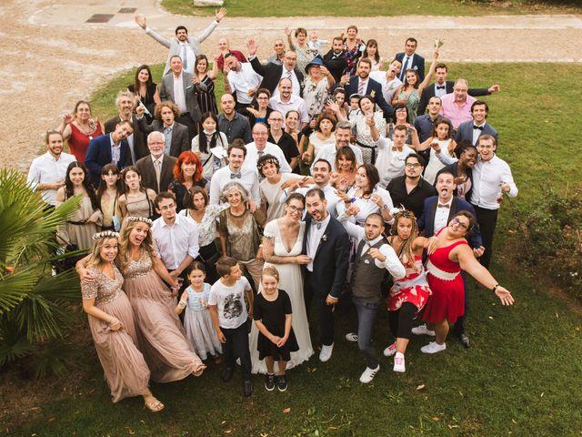 Le mariage de Raymond et Sandrine à Champeaux, Seine-et-Marne 58