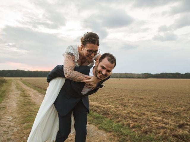 Le mariage de Raymond et Sandrine à Champeaux, Seine-et-Marne 67