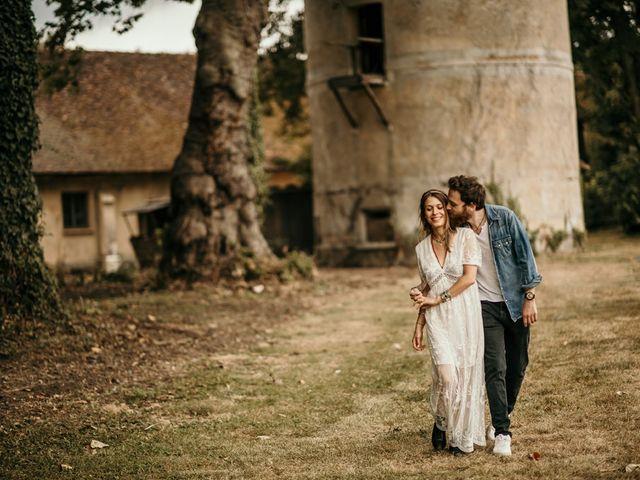 Le mariage de Thomas et Cosette à Lésigny, Seine-et-Marne 2