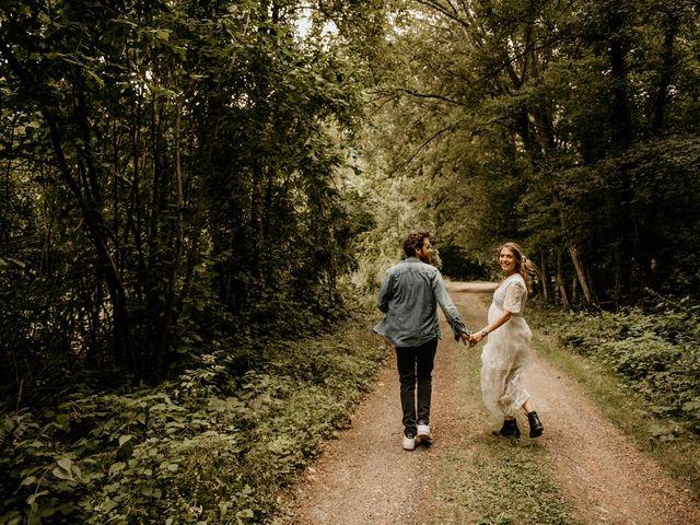 Le mariage de Thomas et Cosette à Lésigny, Seine-et-Marne 6