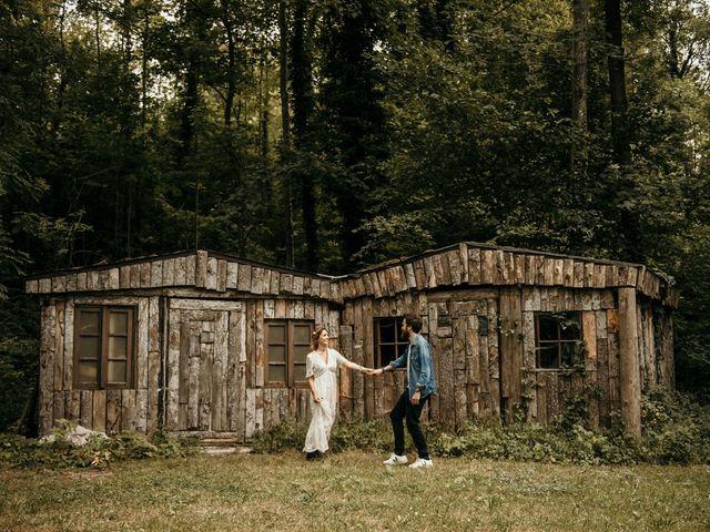 Le mariage de Thomas et Cosette à Lésigny, Seine-et-Marne 11