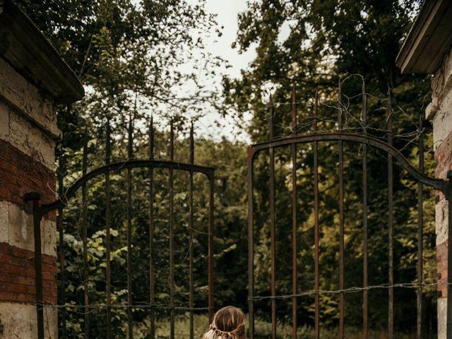 Le mariage de Thomas et Cosette à Lésigny, Seine-et-Marne 12