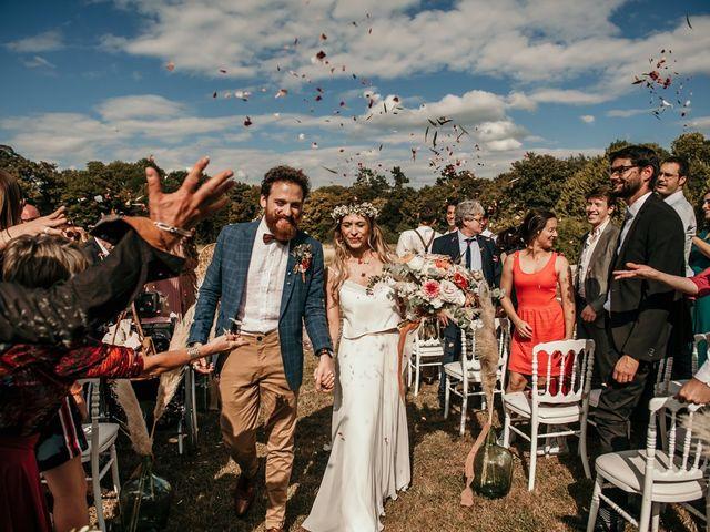 Le mariage de Thomas et Cosette à Lésigny, Seine-et-Marne 44