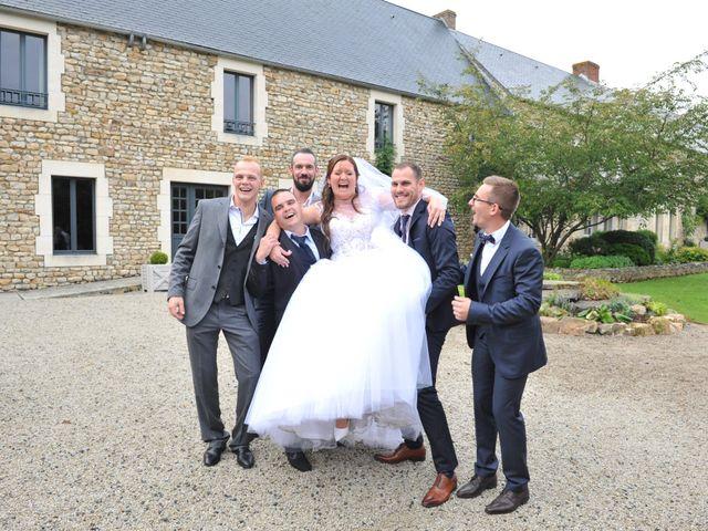 Le mariage de Aurélien et Charlène à Caen, Calvados 12