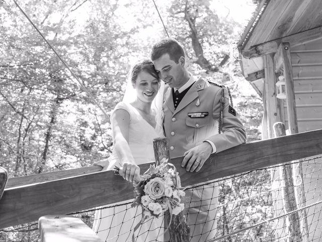 Le mariage de Julien et Agnès à Saint-Vit, Doubs 2
