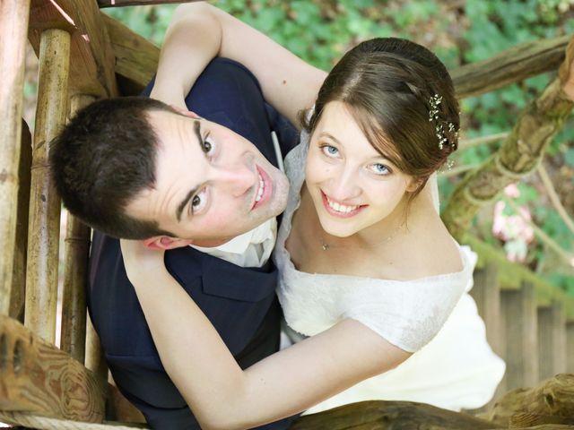 Le mariage de Julien et Agnès à Saint-Vit, Doubs 4