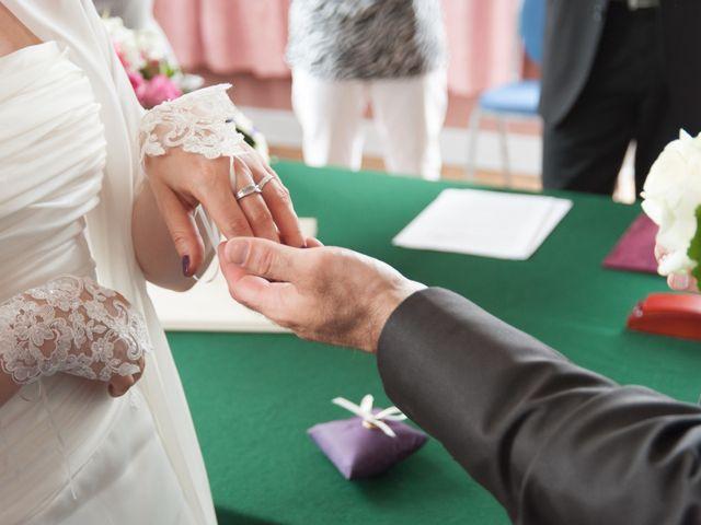 Le mariage de Fabrice et Aurélie à Asnières-sur-Oise, Val-d'Oise 17