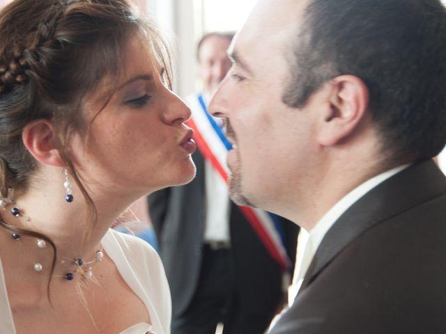 Le mariage de Fabrice et Aurélie à Asnières-sur-Oise, Val-d'Oise 19