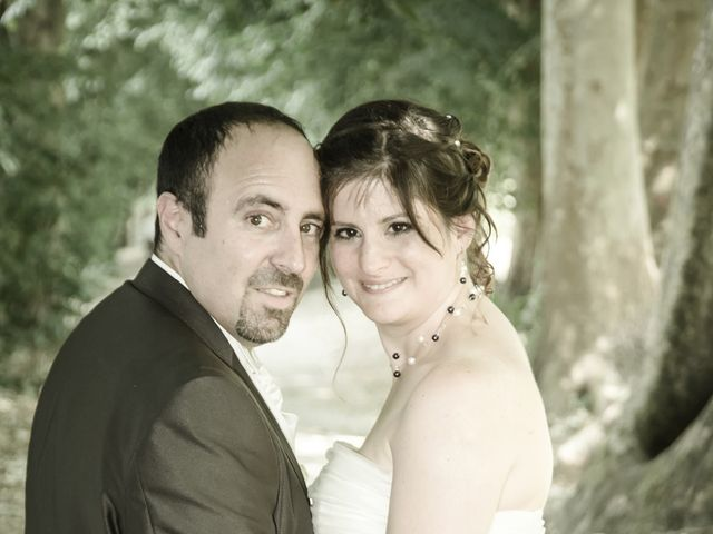 Le mariage de Fabrice et Aurélie à Asnières-sur-Oise, Val-d'Oise 26