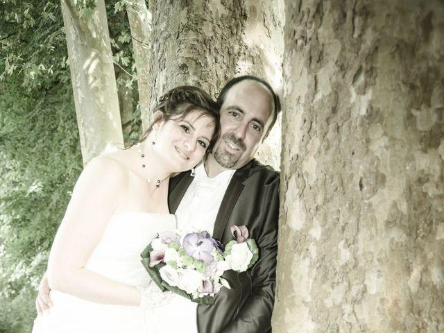 Le mariage de Fabrice et Aurélie à Asnières-sur-Oise, Val-d'Oise 28