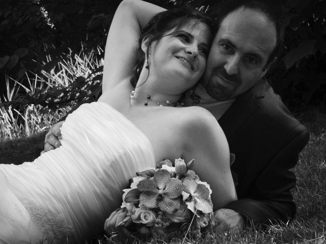 Le mariage de Fabrice et Aurélie à Asnières-sur-Oise, Val-d'Oise 32