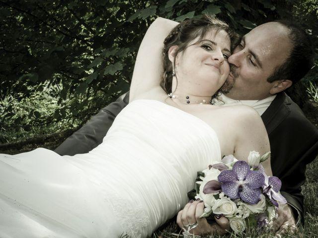 Le mariage de Fabrice et Aurélie à Asnières-sur-Oise, Val-d'Oise 33