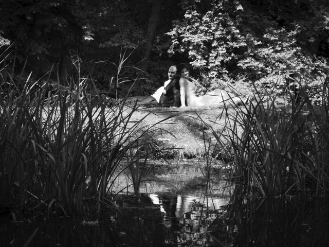 Le mariage de Fabrice et Aurélie à Asnières-sur-Oise, Val-d'Oise 34