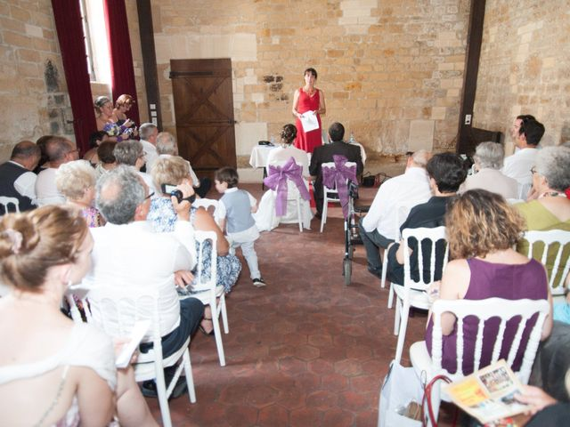 Le mariage de Fabrice et Aurélie à Asnières-sur-Oise, Val-d'Oise 41