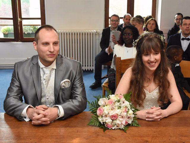 Le mariage de Guillaume et Sarah à Saint-Maurice-Montcouronne, Essonne 6
