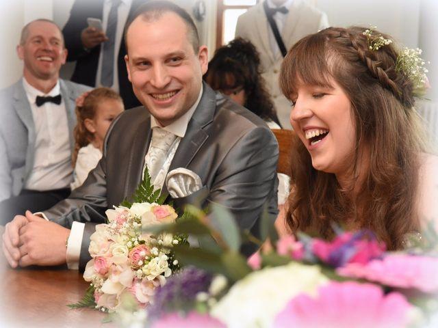 Le mariage de Guillaume et Sarah à Saint-Maurice-Montcouronne, Essonne 7