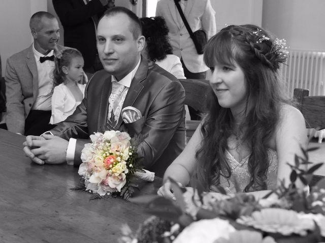 Le mariage de Guillaume et Sarah à Saint-Maurice-Montcouronne, Essonne 8