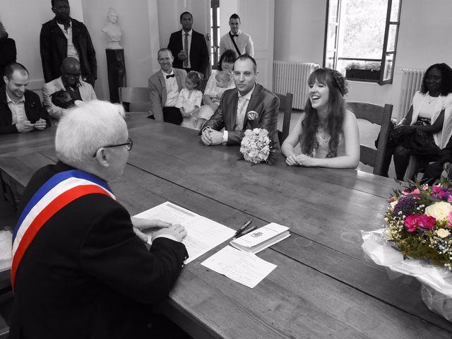 Le mariage de Guillaume et Sarah à Saint-Maurice-Montcouronne, Essonne 9