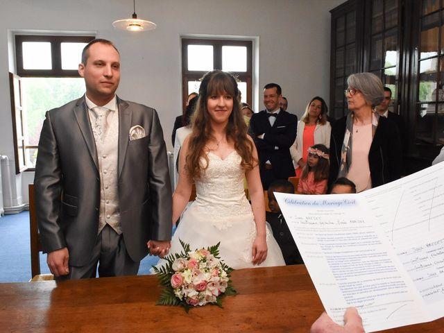 Le mariage de Guillaume et Sarah à Saint-Maurice-Montcouronne, Essonne 10