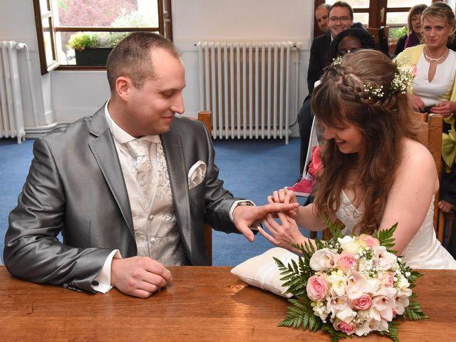 Le mariage de Guillaume et Sarah à Saint-Maurice-Montcouronne, Essonne 12
