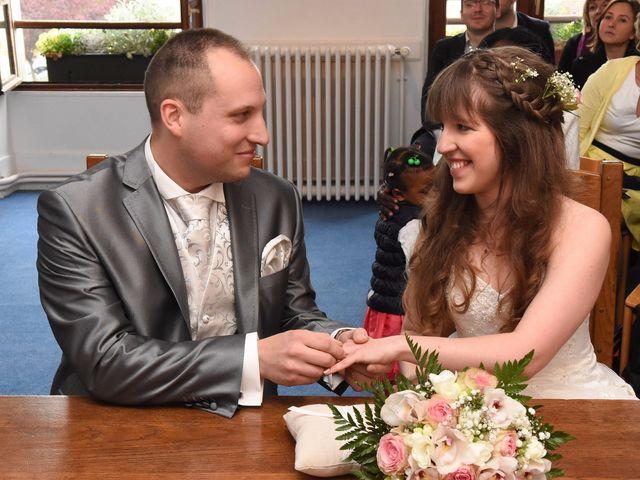 Le mariage de Guillaume et Sarah à Saint-Maurice-Montcouronne, Essonne 13