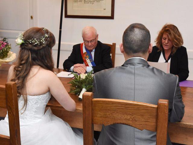 Le mariage de Guillaume et Sarah à Saint-Maurice-Montcouronne, Essonne 14