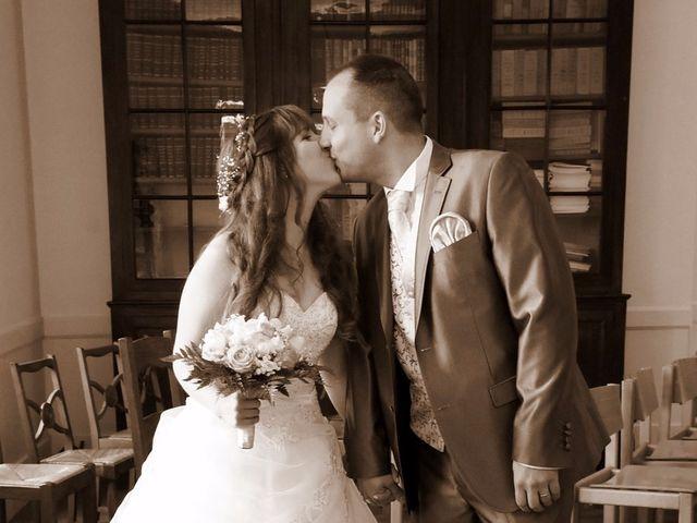 Le mariage de Guillaume et Sarah à Saint-Maurice-Montcouronne, Essonne 16