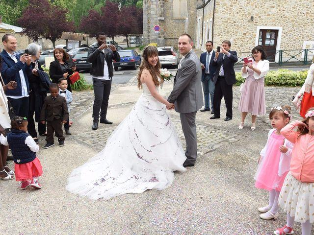 Le mariage de Guillaume et Sarah à Saint-Maurice-Montcouronne, Essonne 17