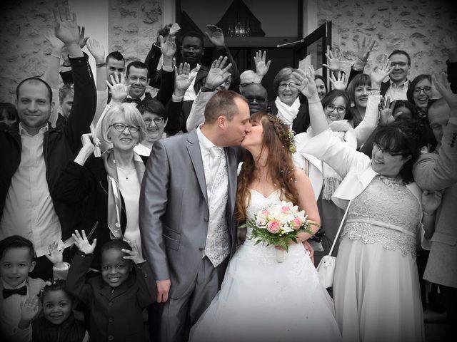 Le mariage de Guillaume et Sarah à Saint-Maurice-Montcouronne, Essonne 19