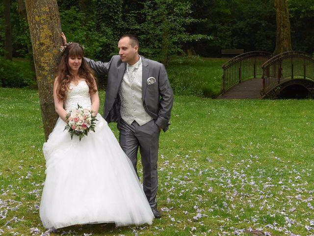 Le mariage de Guillaume et Sarah à Saint-Maurice-Montcouronne, Essonne 21
