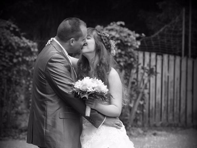 Le mariage de Guillaume et Sarah à Saint-Maurice-Montcouronne, Essonne 1
