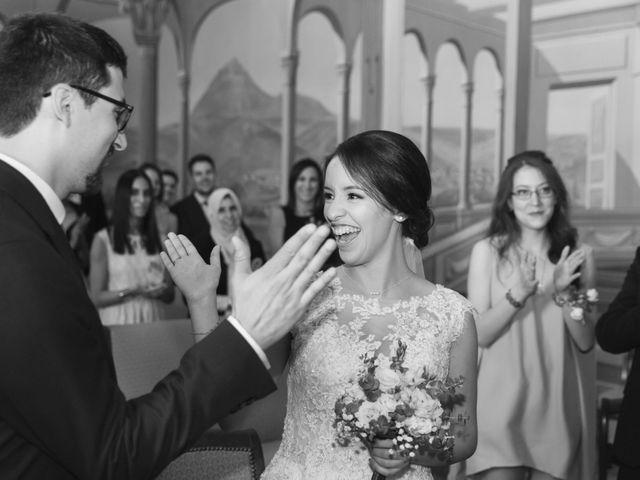 Le mariage de Benoît et Maryam à Clermont-Ferrand, Puy-de-Dôme 10
